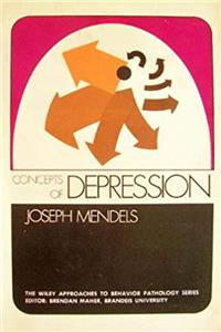 Concepts of Depression PDF
